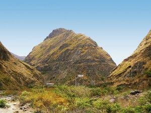 Teufelsnase - Ecuadors berühmtester Felsvorsprung