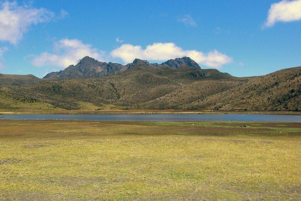 Ruminahui Vulkan im Cotopaxi NP