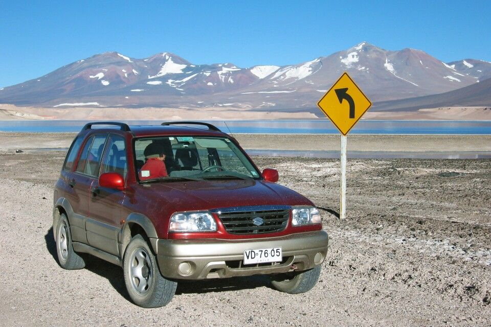 Per Mietwagen in der Atacama unterwegs