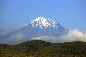 Der Popocatepetl gehört zu den aktivsten Vulkanen Mexikos.