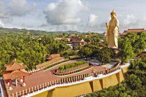 Foguanshan-Kloster