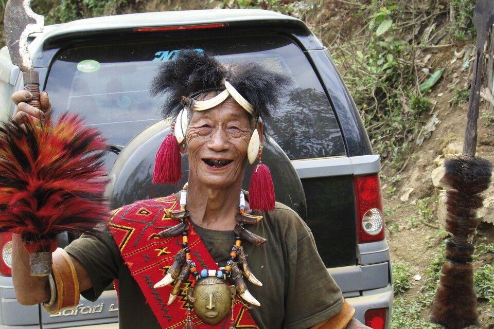 Naga in Nagaland