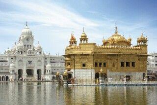 Goldener Tempel in Amritsar