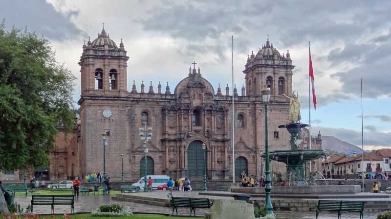 Kathedrale von Cusco © Diamir
