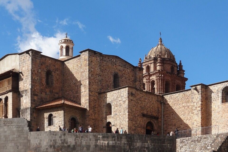 Coricancha in Cusco