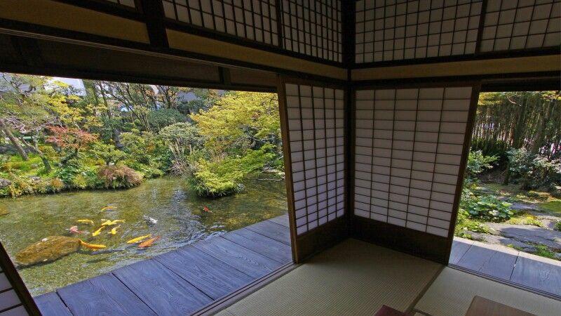 japanische Architektur © Diamir