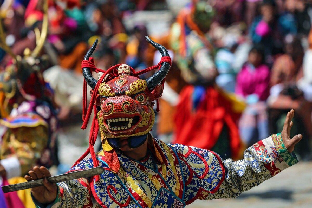 Bhutan • Nepal – 17 Tage Fotoreise mit Uwe Wasserthal