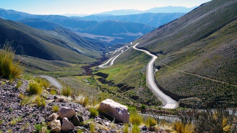 Unterwegs zum Paso de Jama – Grenzpass zwischen Argentinien und Chile © Diamir