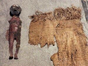 Mumie im Museum Valle de Azapa