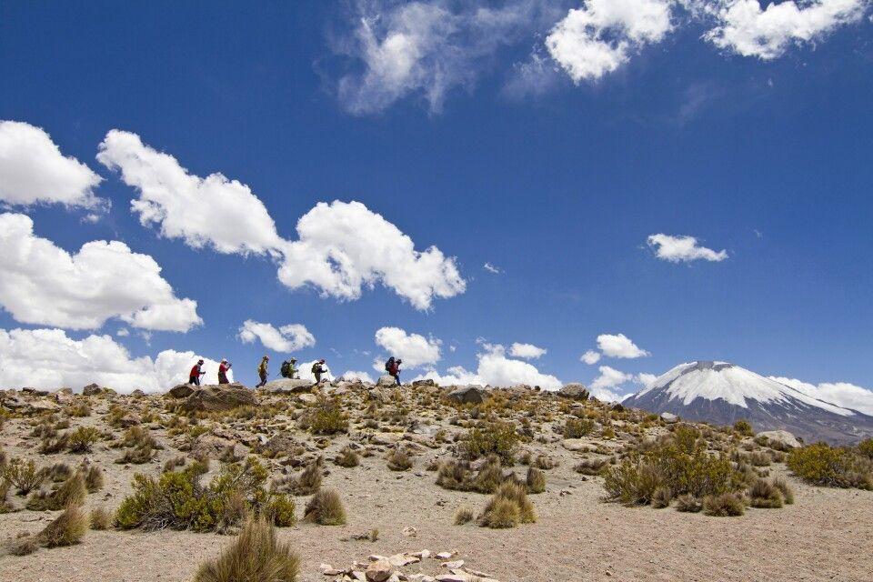 Trekking Lagunas de Cotacotani