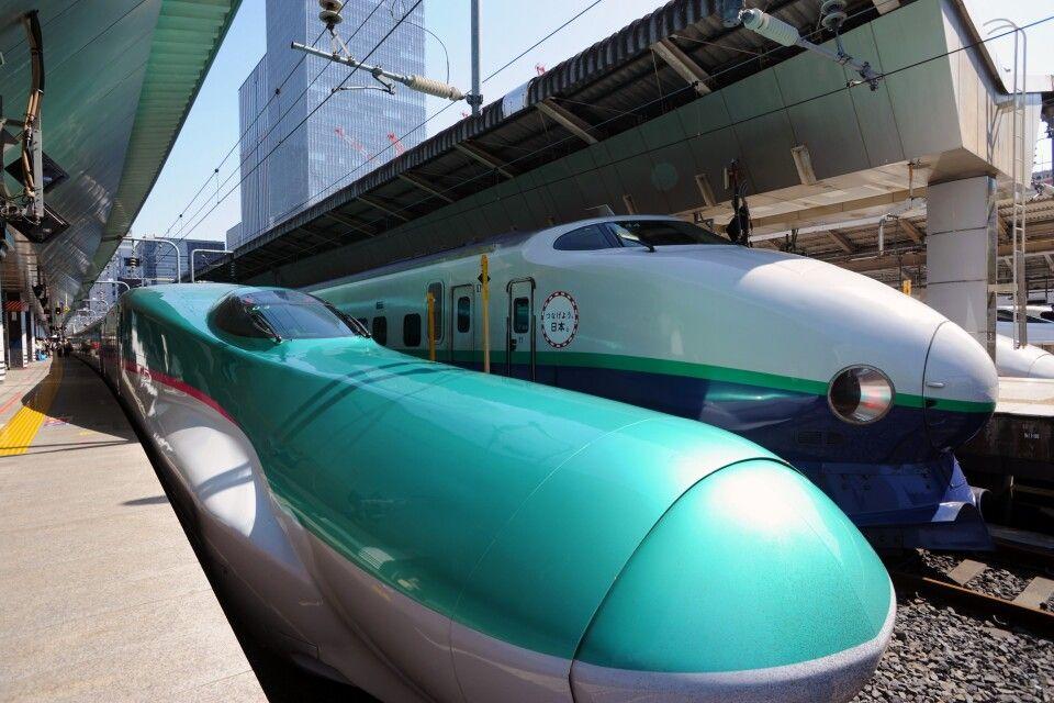 Schnellzüge – Shinkansen