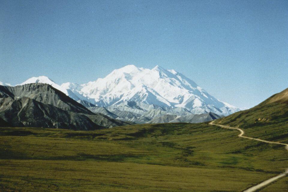 Denali NP und Mt. McKinley