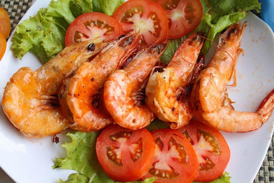 Fischrestaurant in Sihanoukville
