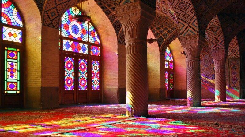 Nasir ol Molk Moschee © Diamir