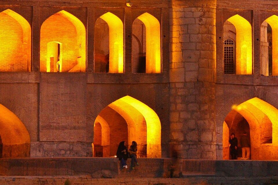 Si-o-Se Pol-Brücke in Isfahan