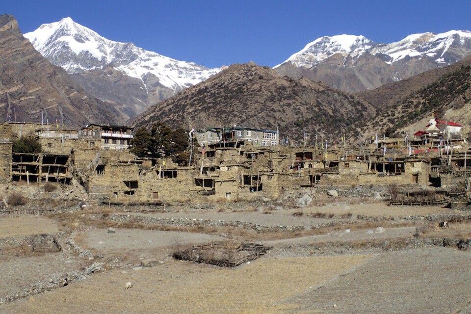 Ortschaft Ngawal