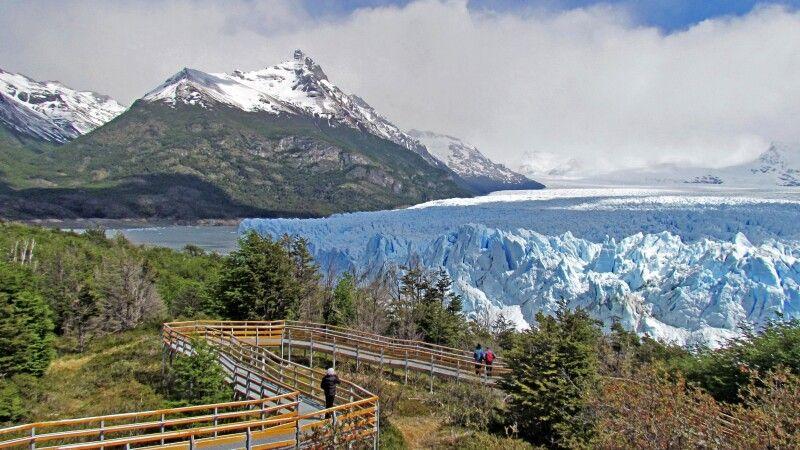Perito-Moreno-Gletscher © Diamir