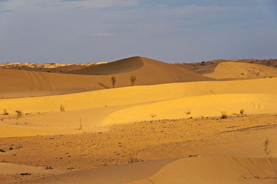 Dünenlandschaft Karakum