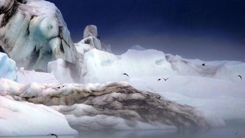 Die Gletscherlagune Jökulsarlon © Diamir