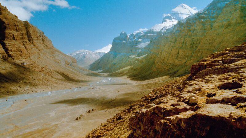 Trekking zum Kailash © Diamir