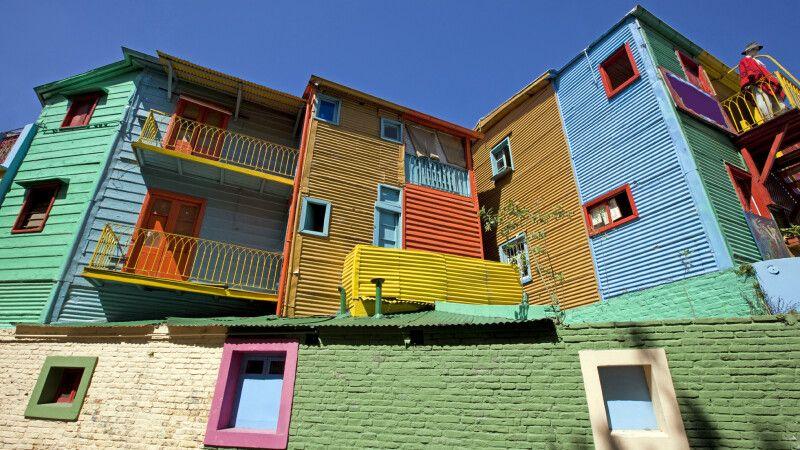 Buenos Aires, Stadtteil La Boca © Diamir
