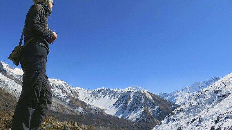 Abschied von der bezaubernden Langtang-Bergwelt © Diamir