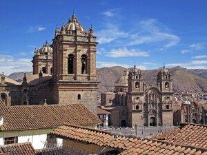 Plaza de Armas in Cusco