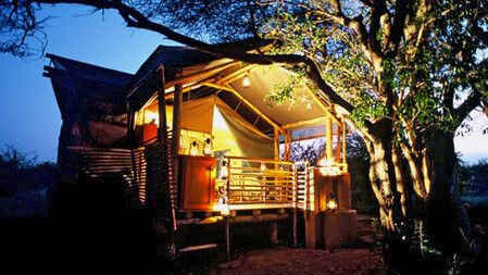 Lower Sabie Rest Camp im Krüger NP © Diamir