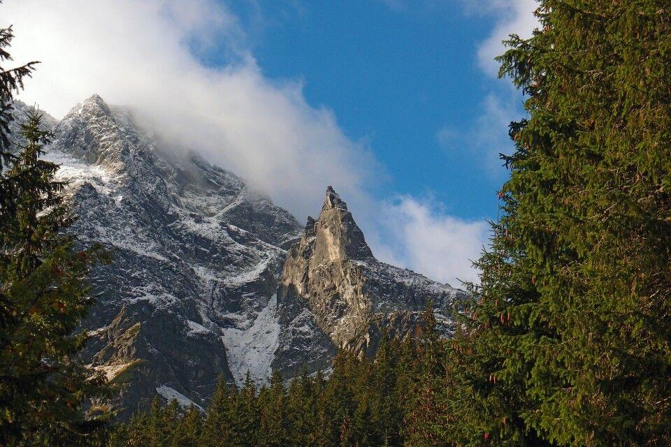 Das kleinste Hochgebirge der Welt