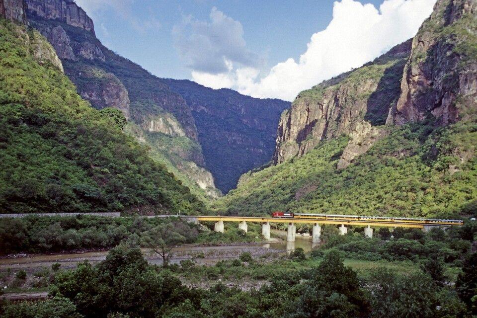 Zugfahrt Chepe – Temoris-Schleife