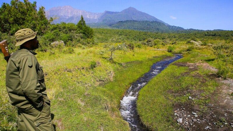Unterwegs im Arusha National Park © Diamir