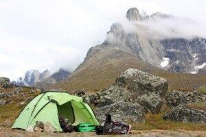 Im Tasermiut-Camp