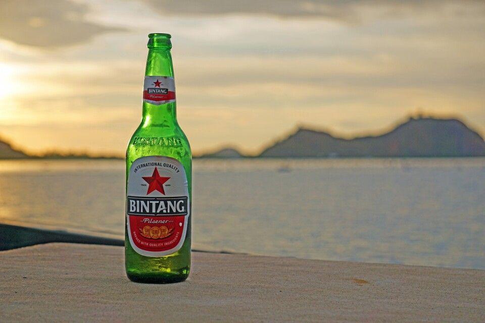 Bintang – Das Bier Indonesiens!