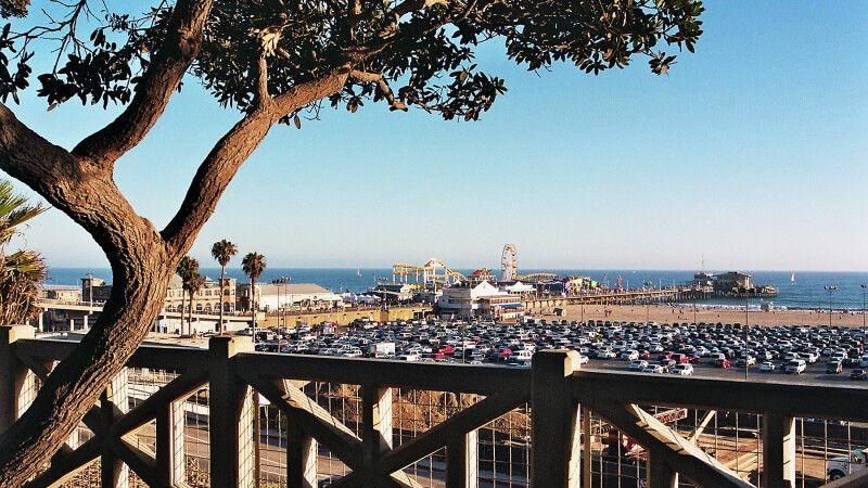 Santa Monica, Kalifornien © Diamir