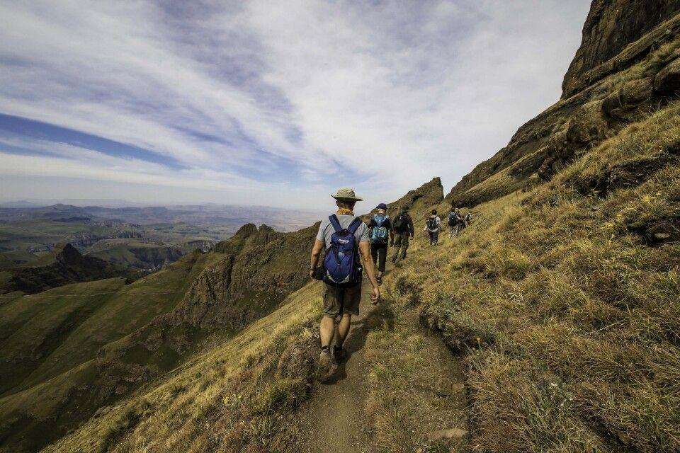 Wanderung Drakensberge