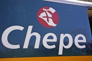 """Der berühmte Zug """"Chepe"""" im Norden von Mexiko"""