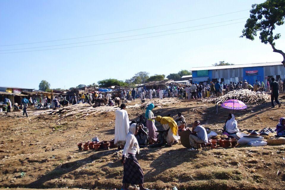 von Gondar nach Bahir