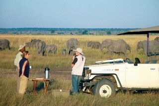 Chobe Safari Lodge, Chobe-Nationalpark, Botswana