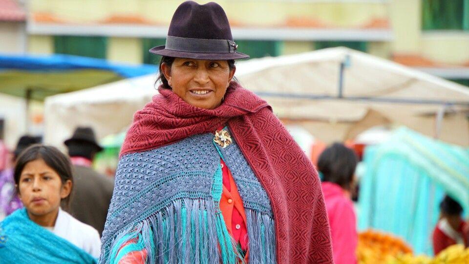 Auf dem Markt in Zumbahua