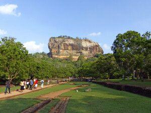 Lions Rock, Sigiriya