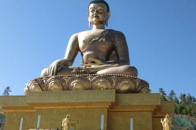 Thimphu Buddha Dordenma