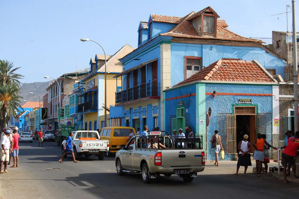 Insel Sao Vicente – Mindelo
