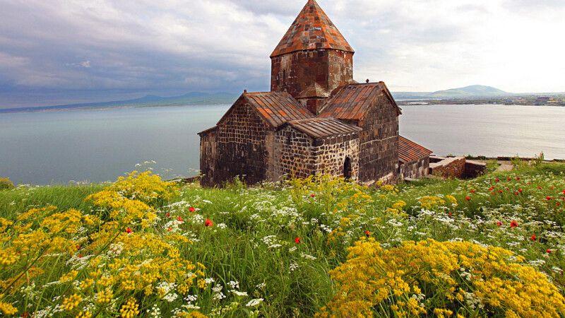 Sewan Kirche © Diamir