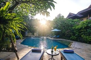 Sri Phala Resort & Villa - Pool