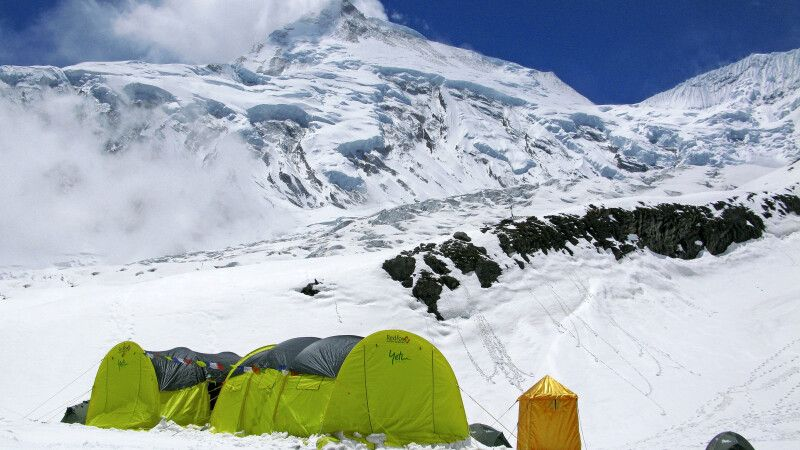 Manaslu Base Camp © Diamir