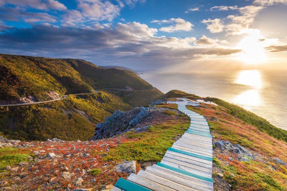Bohlenweg Cape Breton