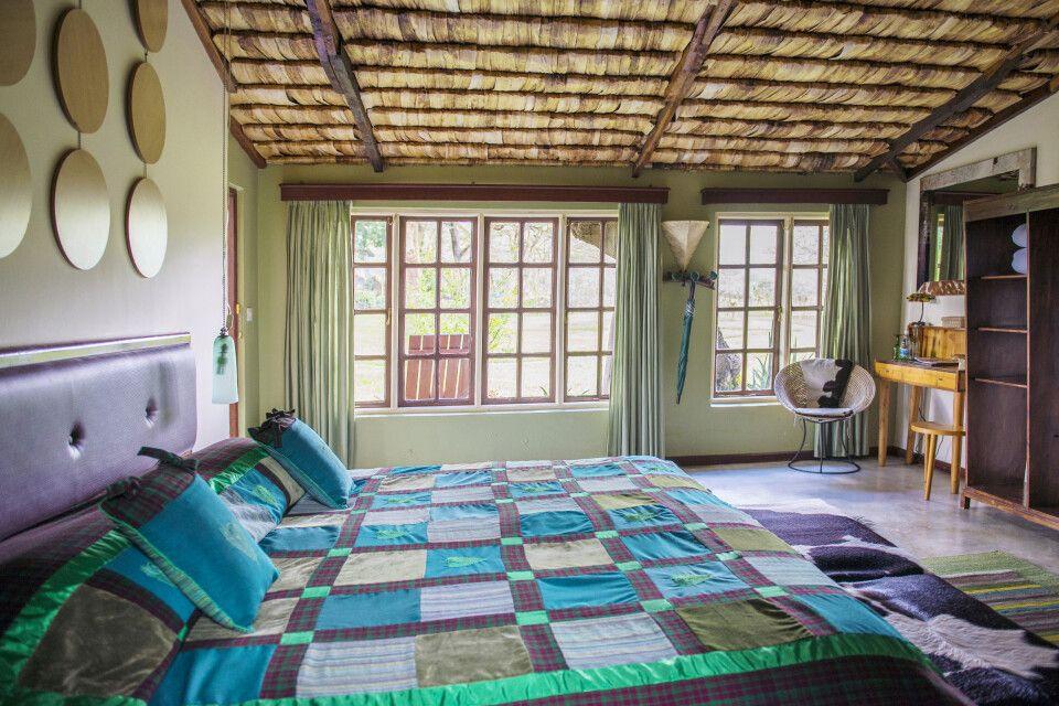 Zimmer in der Hatari Lodge