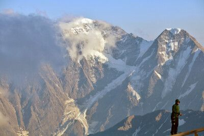 Abendsstimmung am Elbrus