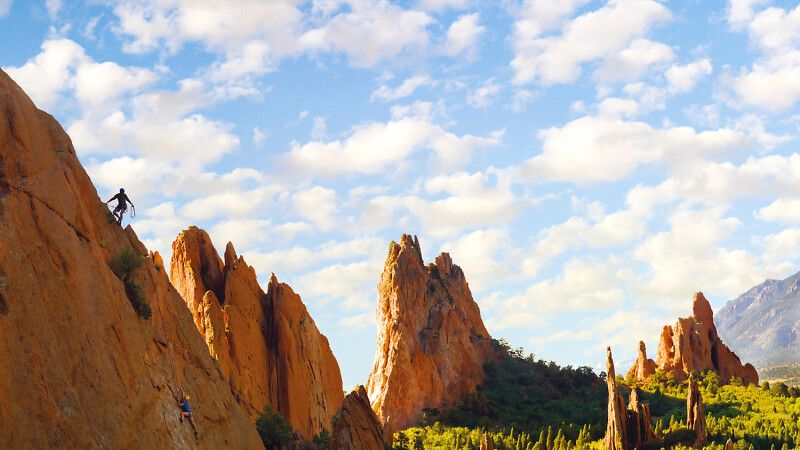 Garden of the Gods, Colorado Springs, Colorado © Diamir