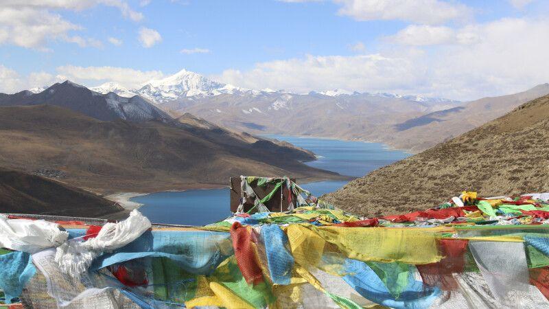 Khampa La Pass Yamdrok © Diamir